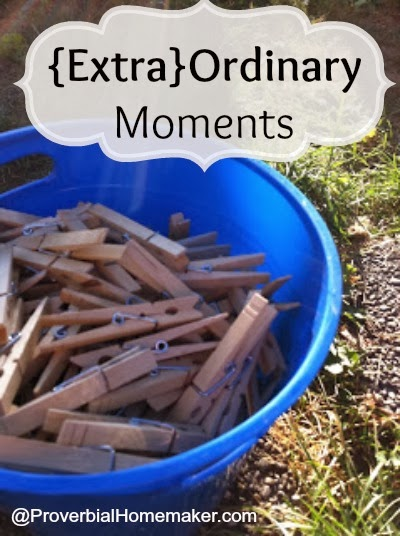 {Extra}Ordinary Moments