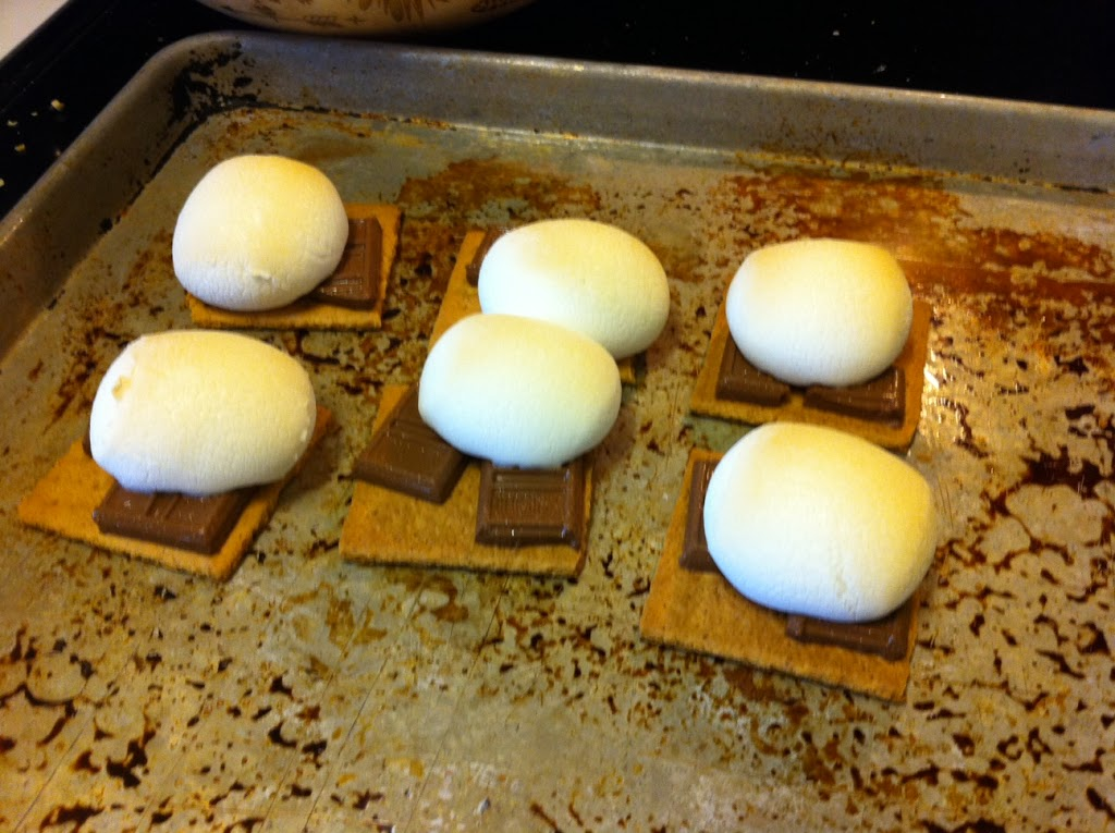 S'mores Indoors!