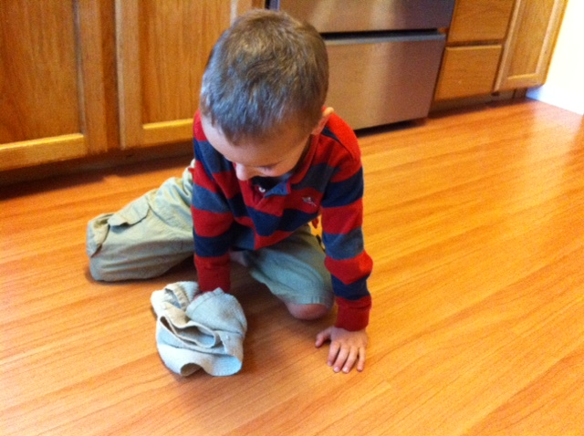 Chores, Part 4: Introduce Chores to the Kids