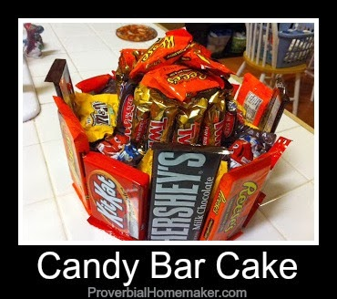CandyBarCake