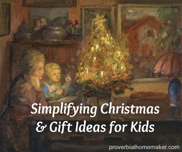 keep Christmas focused on Christ