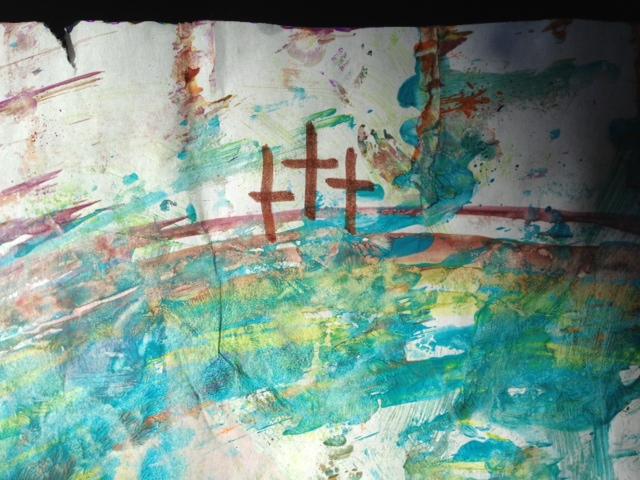 Calvary Hill Art Project 1