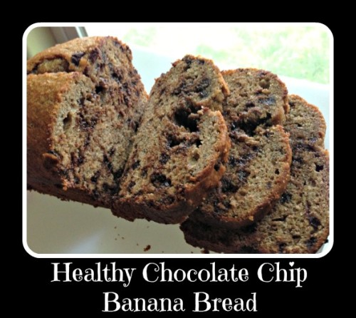 Yummy banana bread recipe for breakfast or snacking