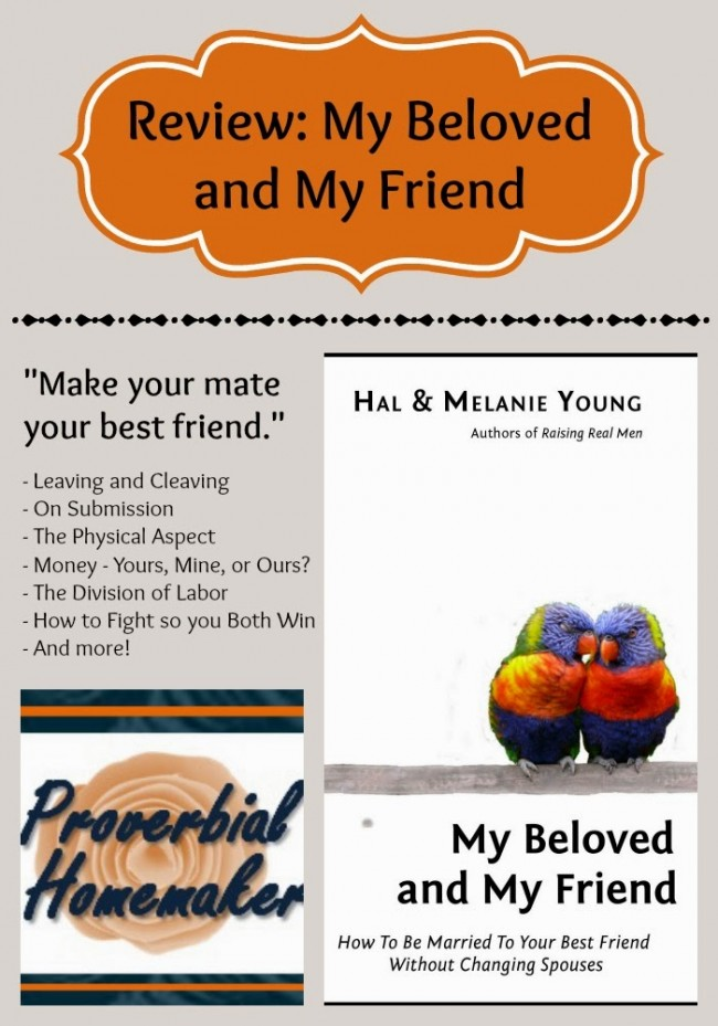 Book Review: My Beloved and My Friend