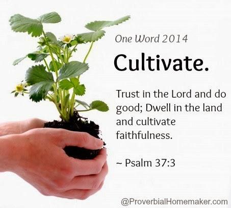 CultivateImageOneWord