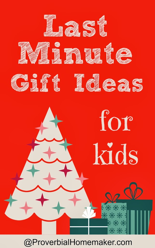 Kids christmas giveaway ideas