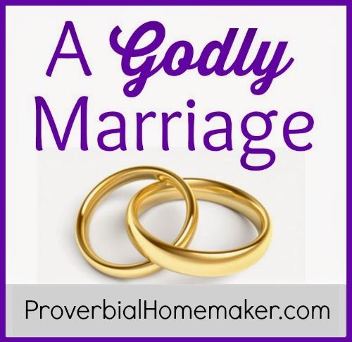 Nurturing a Godly Marriage