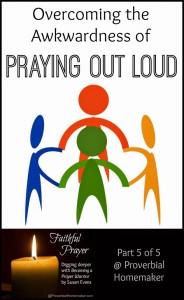 PrayingOutLoud