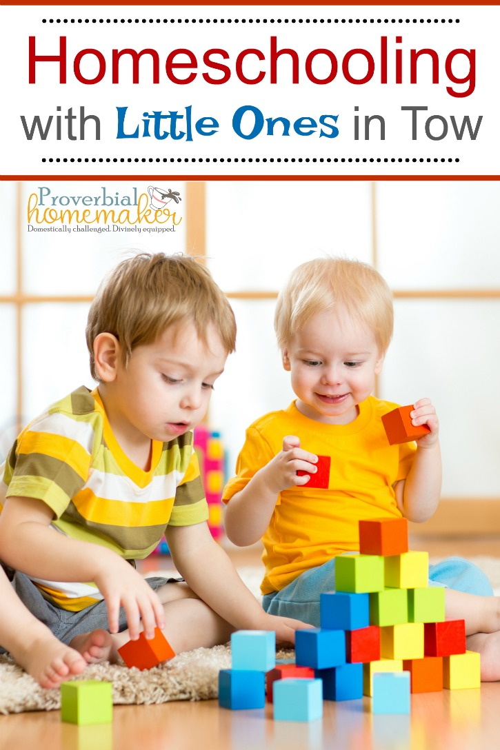 How to Homeschool With Infants, Toddlers, or Preschoolers How to Homeschool With Infants, Toddlers, or Preschoolers new photo