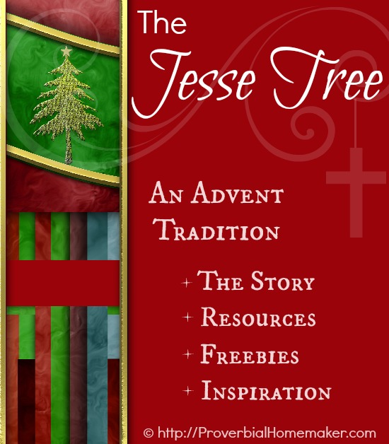 Freebies, resources, and inspiration for advent