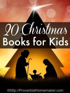 Christ-centered christmas books for children