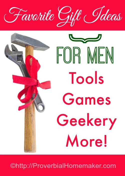 Favorite Gift Ideas For Men