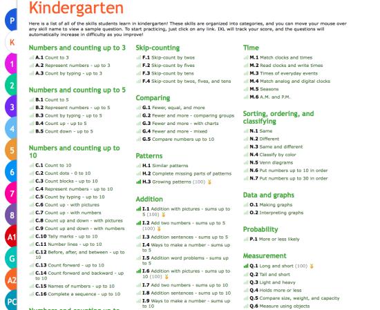 Fun Math & Language Arts Practice with IXL
