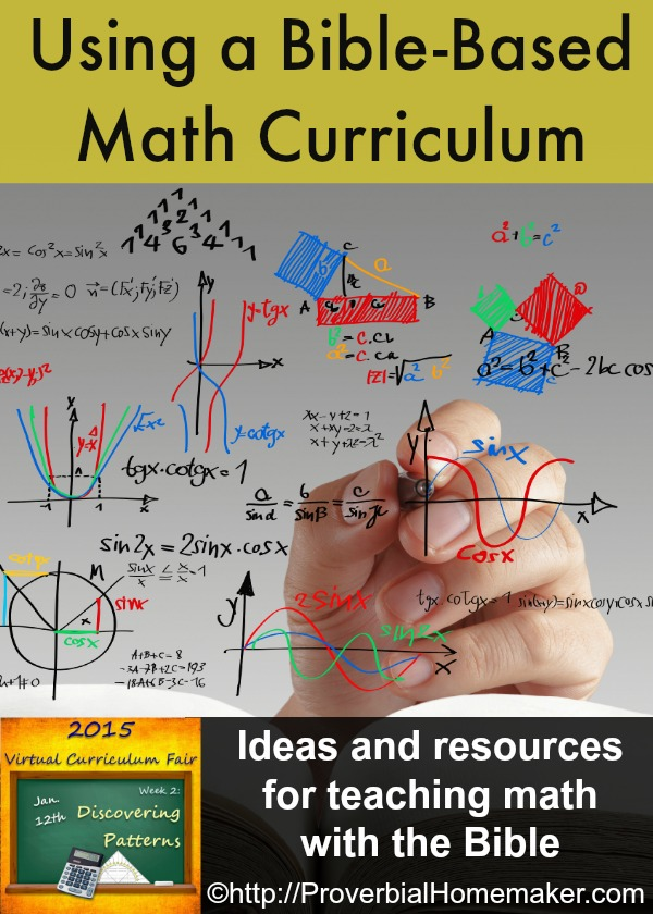 Bible-Based Math Ideas