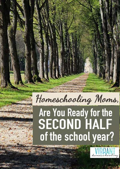 Kinder Garden: Homeschooling Moms, Are You Ready For The Second Half Of