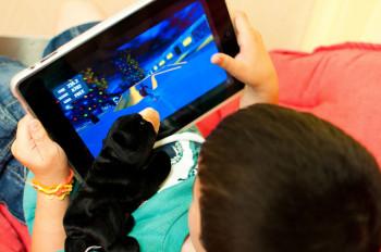 Who's iPad Is It? Language Teaching Games