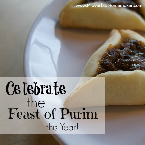Celebrate the Feast of Purim this Year!