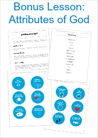 Attributes of God lesson