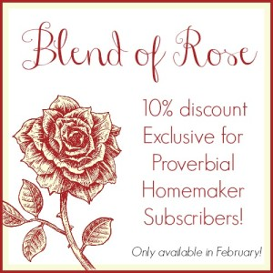 blend of rose discount