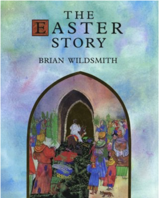 The Easter Story - a great Easter book with beautiful illustrations