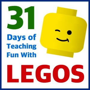 31 Days of Teaching Fun With Legos