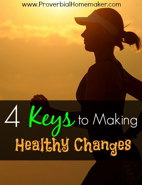 Making Healthy Changes