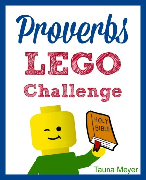 Proverbs Lego Challenge Cover 300
