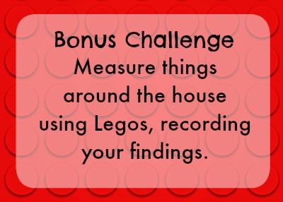 Bonus lego challenge - measure