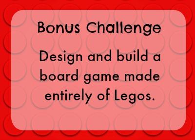 Bonus lego challenge - book scene