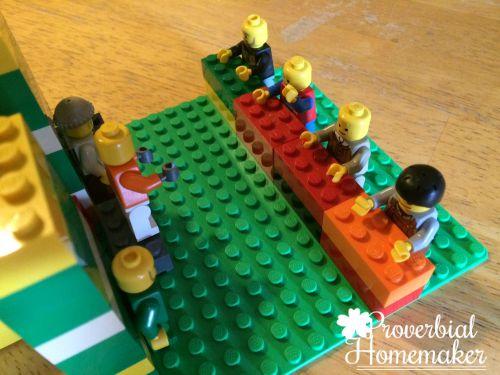 Jesus on Trial - Matthew Lego Challenge Day 18