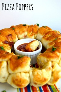 Pizza Poppers 3.0