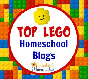 Great blogs for Lego inspiration, freebies, and build challenges!