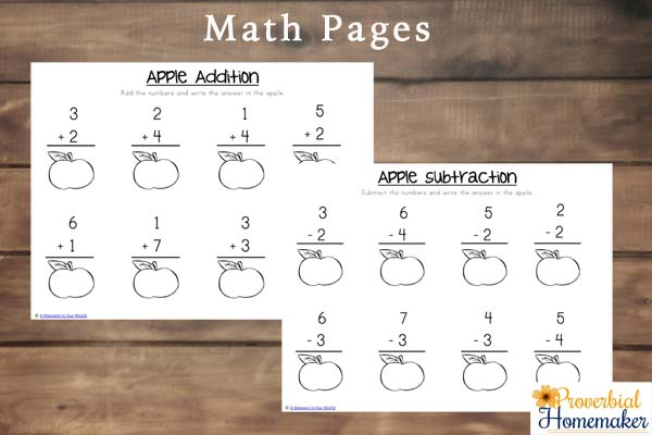 Math Pages