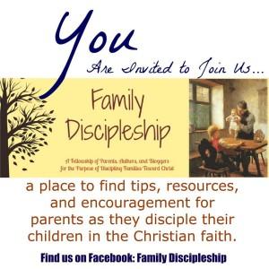 family discipleship facebook group