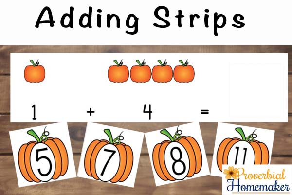 counting pumpkins from 1 to 12 pumpkin printable pack proverbial homemaker. Black Bedroom Furniture Sets. Home Design Ideas