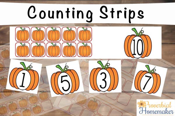 Counting Strips