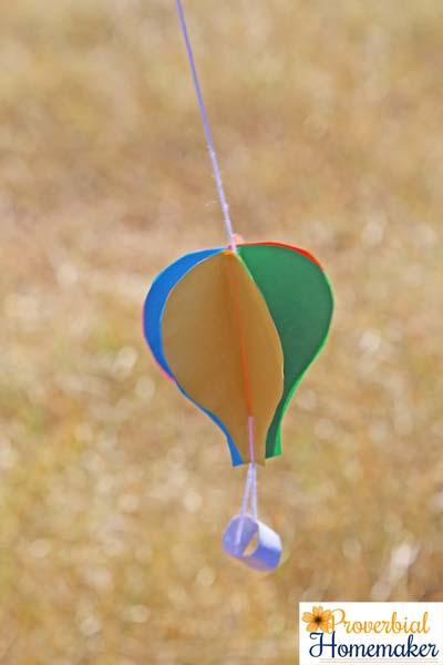 Hot Air Balloon 15