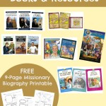 Missionary Biography Books and Resources
