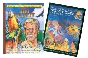 YWAM young readers set