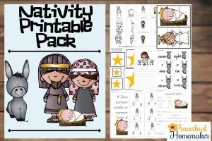 Nativity Pack