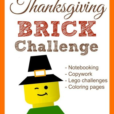Thanksgiving Brick Challenge (Free!)