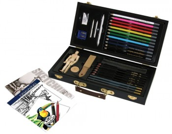 beginner sketching and drawing set