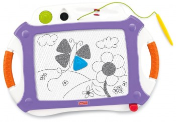 magnetic drawing toy