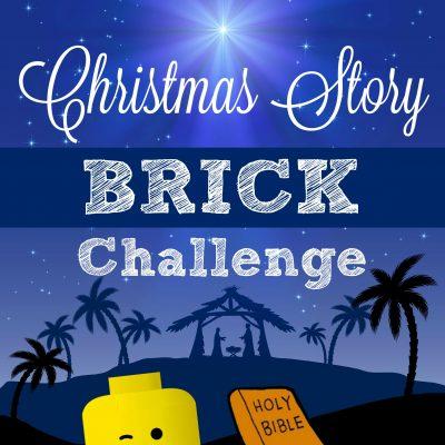 Christmas Story Brick Challenge