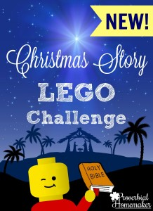 12 days of Lego challenge prompts, coloring pages, memory work, drawing prompts and more! All celebrating the birth of our Savior.