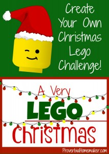 A Very Lego Christmas at Proverbial Homemaker
