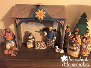 Jim Shore nativity set