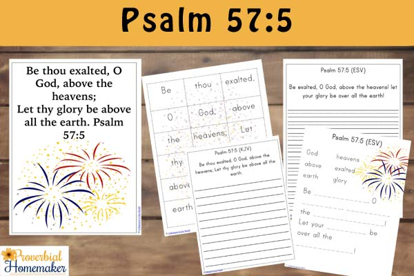 Fireworks Pack Psalm575