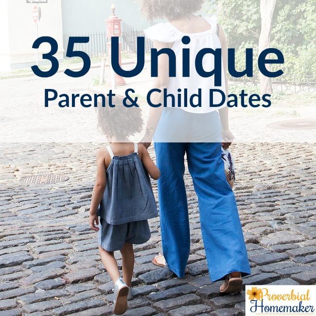 35 unique parent and child dates!