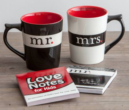A valentine's day giveaway for spouses!